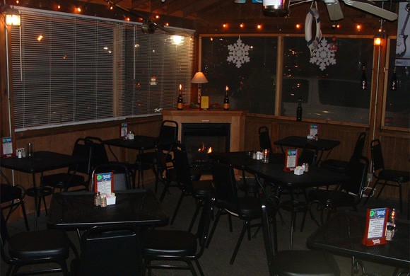 One of our dining areas.