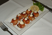 Tasty Bacon Wrapped Scallops!